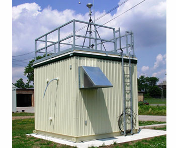 Brantford Air Monitoring Station