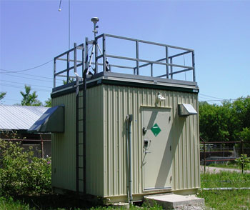 Kitchener Air Monitoring Station