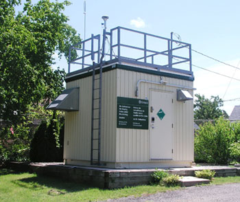 St. Catharines Air Monitoring Station