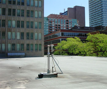 Toronto Downtown Air Monitoring Station