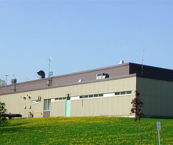 Toronto West Air Monitoring Station