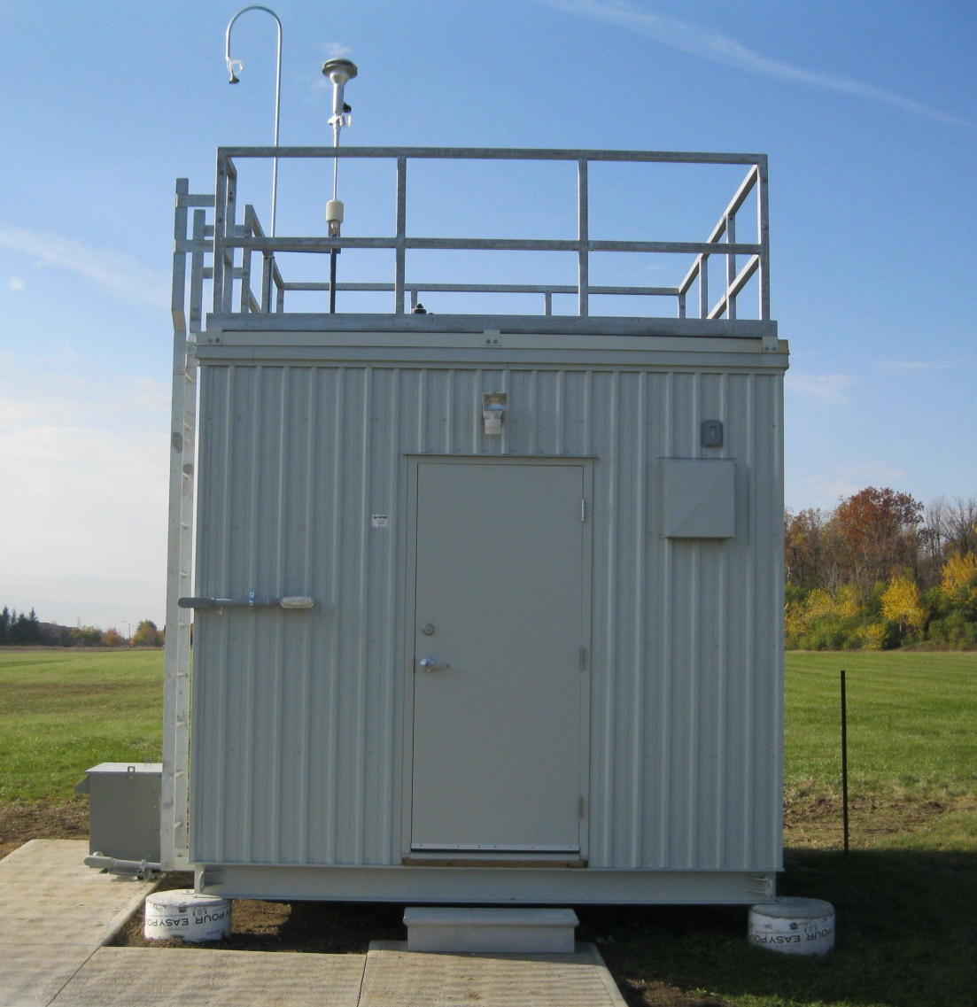 Brampton Air Monitoring Station