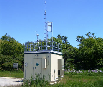 Mississauga Air Monitoring Station