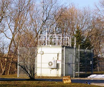 Barrie Air Monitoring Station