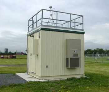 Ottawa Central Air Monitoring Station
