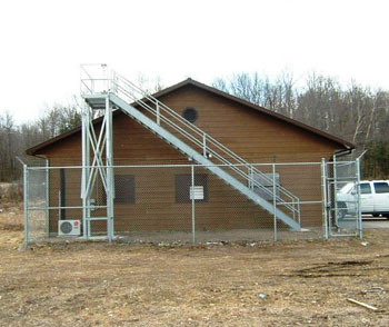 Petawawa Air Monitoring Station