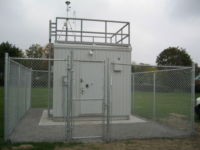 Kingston Air Monitoring Station