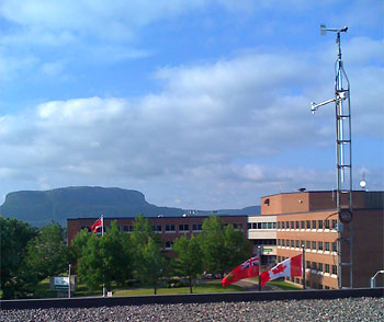Thunder Bay Air Monitoring Station